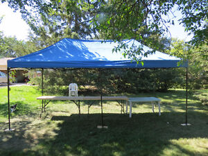 10 by 20 commercial pop-up canopy tent