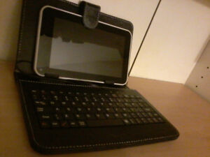 Hallmark Electronix 7' Tablet and Keypad Casing, For Parts/Repai