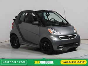 2013 Smart Fortwo Passion CONVERTIBLE AUTO A/C GR ÉLECT MAGS