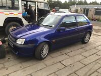 Ford Fiesta Zetec s 12 months mot !!! Clean example will add pictures tomorrow