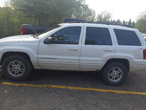 2000 Jeep Grand Cherokee 4.7 SUV, Crossover