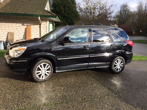 2004 Buick Rendezvous Ultra SUV, Crossover