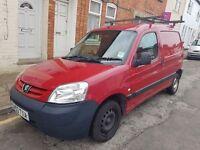 PEUGEOT PARTNER 1.9 Diesel. 2003 . 1 year Mot . 750 £