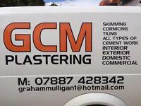 Gcmplastering
