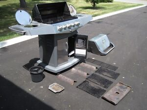 Used Blue Ember BBQ - Great condition, Stainless Steel