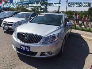 2015 Buick Verano Leather Package  - Certified - $149.81 B/W - L