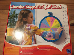 Jumbo Magnétique  'spin wheel'
