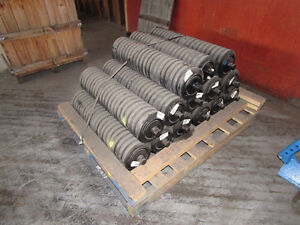 Black Conveyor Rollers