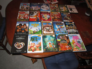 Various Kids & DISNEY Movies For Sale!