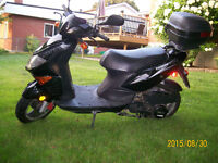 FOR SALE 2012 TOMOS NITRO-150 SCOOTER