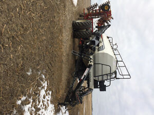 Bourgault L6550 Air Cart / 5810 Air Drill