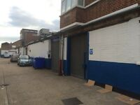 Warehouse to rent short time