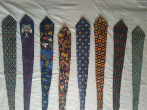 22 Ties for Sale ! Westmead Parramatta Area Preview