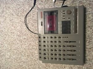 Tascam 424 Portastudio Cassette Multitrack Fourtrack 4Track