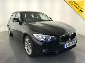 2016 BMW 116D SPORT DIESEL 5 DOOR HATCHBACK 1 OWNER SERVICE HISTORY FINANCE PX