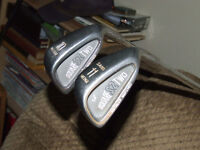 Square S2 Matching Wedges 17-4 PCX (RH) - GREAT Shape - $15.00