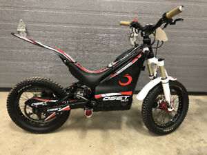 "OSET 16"" Electric Trials Motorcycle"