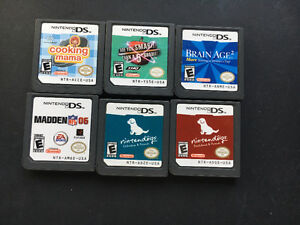 Nintendo DS + accessories, Great Condition, Quick sell