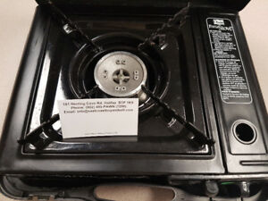 Portable Stove - Olympia with Case