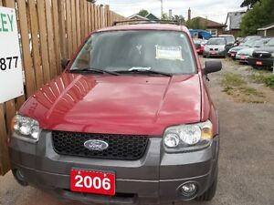 2006 Ford Escape 5 D00r SUV, Crossover