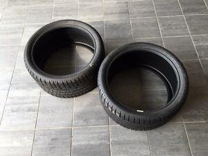 Pirelli Sottozero Winter Tires rear set of 2!