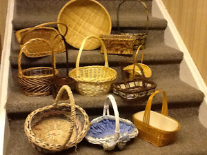 SELECTION,BASKETS