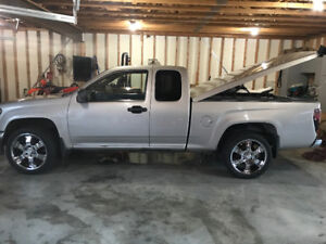2005 Chevrolet Colorado Fourgonnette, fourgon