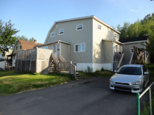 4 bdrm apt for rent in Grand Falls - rent NOW & SAVE on FEB rent