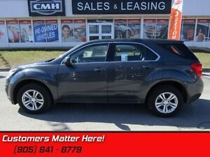 2011 Chevrolet Equinox LS   AWD, Sirius, Air Conditioning, Alumi