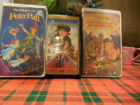 Collectibles Children's VHS over 50