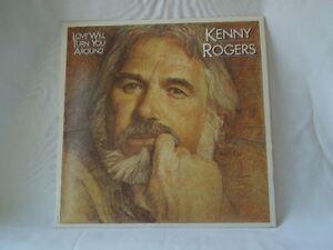 1982 Kenny Rogers - Vinyl LP  record