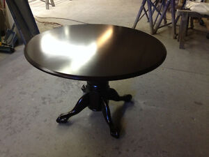 Painting and refinishing / Tables,hutches, dressers, cabinets