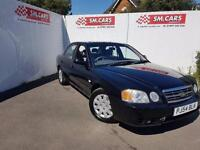2004 54 KIA MAGENTIS 2.0 AUTOMATIX LE 4 DOOR.LOW MILEAGE EXAMPLE,MOT MAY 2018 .