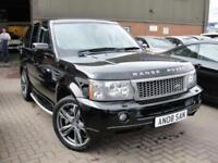 2008 08 LAND ROVER RANGE ROVER SPORT 4.2 V8 SPORT HSE 5D AUTO 385 BHP