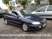 1999 Vauxhall Omega 2.5 i CDX 4dr