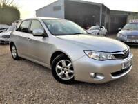 2008 Subaru Impreza R 1.5 4x4 Sports Wagon Warranty delivery Px welcome