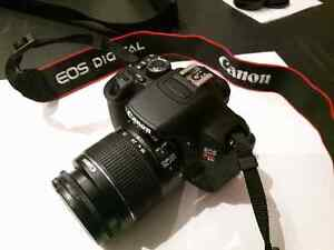 Canon EOS Rebel T4i kit complet