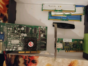 Old pc parts for free!!! Antique parts