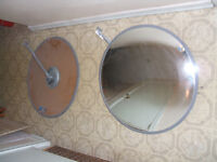 security mirrors 24 inch