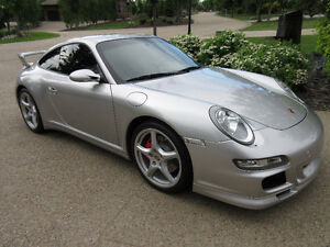 2006 Porsche 911 997 C4S Coupe Rare Factory Aero Kit