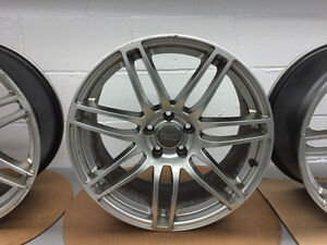 Audi Rims (will fit some VW and Mercedes too) Kingston Kingston Area image 4
