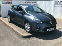 2017 Renault Clio RENAULT CLIO 1.2 TCE Dynamique Nav 5dr Hatchback Petrol Manual
