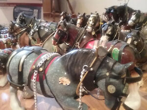 Clydesdale collectibles by Melba Peterborough Peterborough Area image 2
