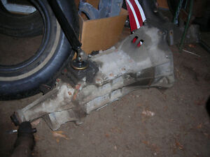 FORD 5 SPEED TRANSMISSION
