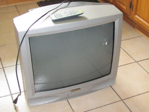 """24"""" TV......Older style with remote"""