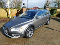 2012 Volvo XC70 2.4 D5 AWD ( 215bhp ) Geartronic SE Lux FSH ( 54000 MILES )
