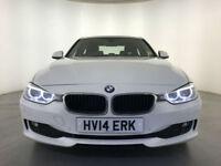 2014 BMW 320D EFFICIENT DYNAMICS AUTOMATIC SAT NAV 1 OWNER SERVICE HISTORY