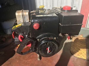 10.5 HP SNOWBLOWER ENGINE