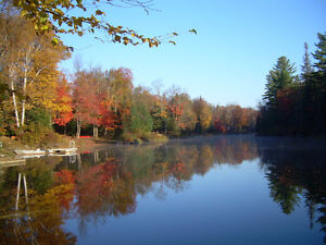 MUSKOKA WATERFRONT - REDUCED RATES FOR FALL COLOURS - BOOK NOW!