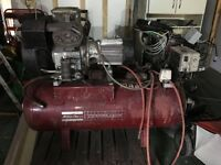 Atlas Capco 3 Phase Compressor